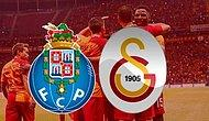 Galatasaray - Porto Maçı Ne Zaman? Saat Kaçta? Hangi Kanalda?