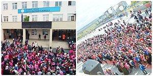 66 İlçeden Daha Kalabalık! İşte İstanbul Avcılar'daki Türkiye'nin En Kalabalık Okulu