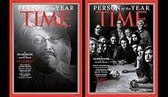 Time, Cemal Kaşıkçı'yı 'Yılın İnsanı' Seçti: 'Doğruları Tüm Dünyaya Söyledi, Bu Yüzden de Öldürüldü'