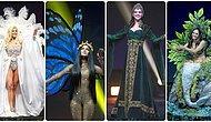 Miss Universe 2018 Yaklaşıyor! Adaylar Ülkelerinin Geleneksel Kıyafetleriyle Sahneye Çıktı