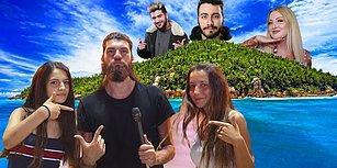 Hangi YouTuber ile Aynı Adaya Düşmek İstersiniz?