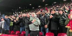 Futbol Böyle Anlarda Güzel: Arkadaşının Anlatımıyla Salah'ın Golüne Sevinen Görme Engelli Taraftar