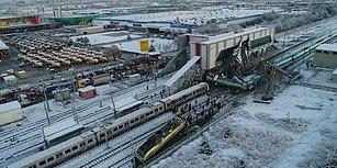 Ankara'da Yüksek Hızlı Tren, Kılavuz Lokomotif ile Çarpıştı: Can Kaybı 7'ye Yükseldi