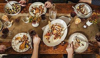 Hazırladığın Yemek Masasına Göre Karakter Analizini Yapıyoruz!