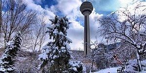 Ankara'da Okullar Tatil mi? Yoğun Kar Yağışı Nedeniyle Valilikten Açıklama Yapıldı!