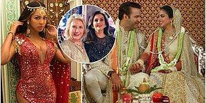 Beyonce'nin Sahne Aldığı, Hillary Clinton'ın da Olduğu Hindistan'ın En Zengin Ailesinin Kızının Düğünü