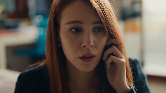 Veee Veli sonunda Zeynep'i aradı. Kızını sağ salim istiyorsan benden telefon bekle ve kimseye haber verme dedi.