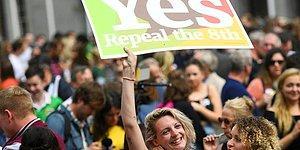 Referandumla Kabul Edilmişti: İrlanda'da Kürtaja İzin Veren Yasa Parlamentodan Geçti