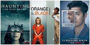 Yine Bol Bol Tükettik: Netflix Tüm Bölümler Bitene Kadar Tek Solukta İzlenen Dizileri Açıkladı!