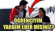 Yardımsever Türk İnsanından İçinizi Isıtacak Bir Deney: 'Öğrenciyim, Akbil Basar Mısınız?'