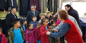 Uzlaştırma Heyeti 'Önce Çocuklar' Dedi: Toprak İşgali Davası Öğrencilere Kışlık Kıyafet Alınarak Kapatıldı
