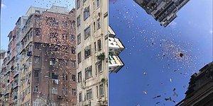Bitcoin Milyoneri 24 Yaşındaki Genç, Çin'de Çatıdan Para Yağdırdı!