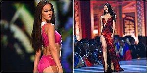 Miss Universe 2018'in Kazananı ve Baş Döndüren Güzelliğiyle Ortalığı Kasıp Kavuran Filipinli: Cristino Gray