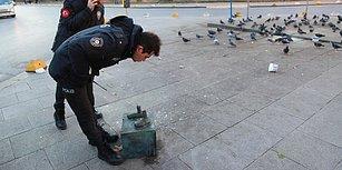 Oğuz Aral Yalnız Kaldı: Kadıköy'deki Avanak Avni Heykeli Çalındı!