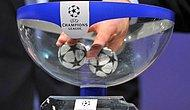 Şampiyonlar Ligi'nde Son 16 Turu Eşleşmeleri Belli Oldu!