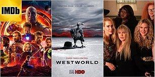 IMDb, 2018'in En Popüler Film ve Dizilerini Açıkladı!