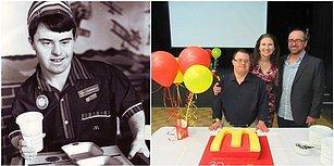 Tıpkı Bizim Gibiler, +1 Farkla! Çalıştığı Şirketten 32 Yılın Ardından Emekli Olan Down Sendromlu Russell O'Grady