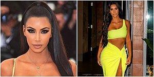13 Yaşına Döndü: Kim Kardashian 1994 Yılında Çekilen Fotoğrafını Paylaştı Instagram Yıkıldı!