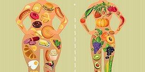 Asla Yemem Dediğin Yemeklere Göre Kaç Kilo Olduğunu Söylüyoruz!