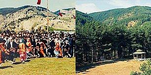 Yıllar Önce Yapılan Ağaçlandırma Çalışmalarının Öncesi ve Sonrası Fotoğraflarını Görünce Huzurlu Bir Nefes Alacaksınız!