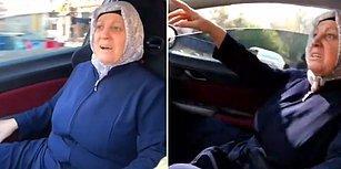 Oğlunun Arabasına Bindiğine Bin Pişman Olan Kadın: 'Serhat Yapma'