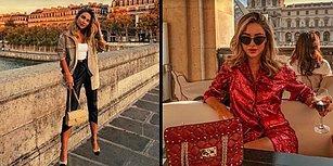 Yaptığı Photoshoplarla Paris'e Gitmiş Gibi Instagramda Fotoğraflar Paylaşan Model Alay Konusu Oldu