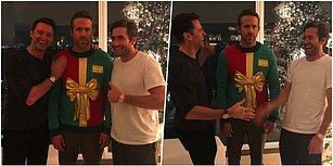 Kötü Trollendi! Arkadaşları Hugh Jackman ve Jake Gyllenhaal Tarafından Kandırılan Ryan Reynolds, Herkesi Güldürdü