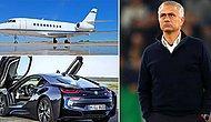 Jose Mourinho'nun 162 Milyon Liralık Tazminatıyla Ülkemizde Alınabilecek Şeyler