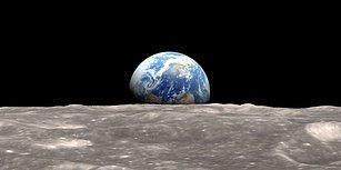 'Dünya'nın Doğuşunun' Uzaydan Çekilen İlk Renkli Fotoğrafının Hikayesi