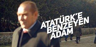 140 Journos'tan Muazzam Çalışma: Atatürk'e Benzeyen Adam