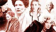 Güzelliği ve Yeteneğiyle Herkesi Kendine Hayran Bırakan Bir Oyuncu: Cate Blanchett!