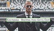 Beşiktaş, Kasımpaşa'ya Farklı Yenildi! Maçın Ardından Fatura Teknik Direktör Şenol Güneş'e Kesildi