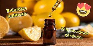 Mikrop Öldürücü Etkisiyle Ünlenmiş Limon Yağının Şifa Dolu 15 Faydası