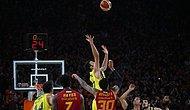 Derbide Aslan Kükredi! Galatasaray 84-74 Fenerbahçe