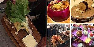 Kütükten Mama Kabına Pahalı Restoranlarda Sunum Uğruna Yapılmış Aşırı Gereksiz Şekiller