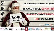 """Eğlencede Sınır Tanımıyorlar! Hepiniz """"Fuckup Nights Ankara Vol. XXI"""" Etkinliğine Davetlisiniz!"""