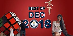 2018 Yılında Guinness Rekorlar Kitabına Girmiş Tüm Rekorlar!