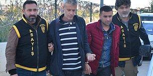O Esnada Adana'da: Alkollü İki Kişi Yağmurda Eve Gidecek Araç Bulamayınca Beton Mikseri Çaldı