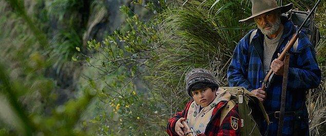 6. Hunt for the Wilderpeople / 2016 / IMDb: 7,9