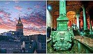 Kar Kış Demeden Dere Tepe Aşmadan İstanbul'da Gezebileceğiniz Birbirinden Güzel ve Görkemli 11 Yapı