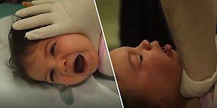 Siz İzin Verir miydiniz? Avrupa'da Doktorların Uyguladığı, Tepki Çeken Çocuk Bronşu Temizleme Yöntemi!