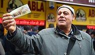 Fakirin Umudu, Zenginin Oyunu: Bir Kişi Nimet Abla'dan 30 Bin Piyango Bileti Almış!
