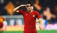 Gururumuz! Roma'da Yılın Golü Milli Futbolcumuz Cengiz Ünder'den