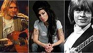 27 Yaş Laneti: Çok Genç Yaşlarda Hayata Veda Eden Müzisyenler ve Onların Trajik Hikâyeleri!