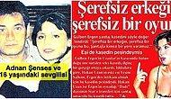 Yakın Geçmişte Yaşanan Magazin Tarihinin Skandallar Yaratan Gazete Haberleri Sizi Sarsacak