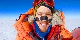 Hayalinin Peşinden Gitti ve Bir İlki Gerçekleştirdi: ABD'li Maceraperest Antarktika'yı Tek Başına Geçti
