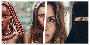 Dünyayı Gezerek Kadın Güzelliğinin Çeşitliliğini Gözler Önüne Seren Rus Fotoğrafçı