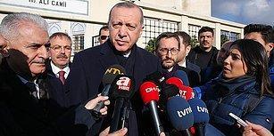 Erdoğan'dan Münbiç Açıklaması: 'Suriye Psikolojik Eylem İçinde, Kesinleşmiş Bir Şey Yok'
