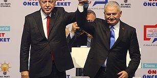 Binali Yıldırım Resmen Açıklandı: AKP'nin İstanbul'daki Adayları Belli Oldu