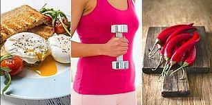 Metabolizmayı Hızlandırmaya ve Kilo Vermeye Yardımcı 20 Küçük İpucu